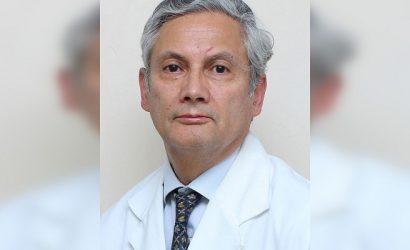 Muere primer médico por Covid-19 en el país: trabajaba como gastroenterólogo en H. Sótero del Río