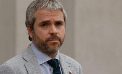 Gremios de la Araucania piden la renuncia del Ministro del Interior Gonzalo Blumel