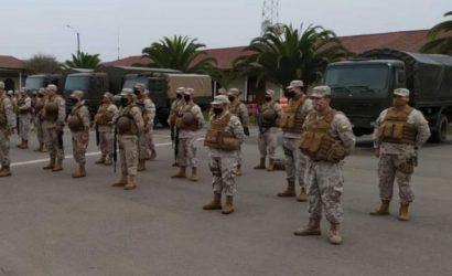 Presentan proyecto de ley que busca sancionar el maltrato de obra a personal de las Fuerzas Armadas en tiempos de estado de excepción constitucional