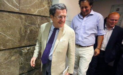 """Carlos Larraín: """"No votaré por Desbordes, está llevando RN hacia la izquierda"""""""