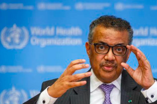 """La OMS aseguró que la pandemia de coronavirus no está """"ni siquiera cerca"""" de terminar"""