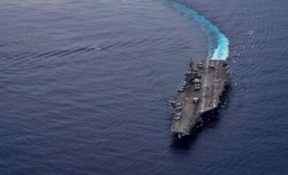 """Un diario del régimen chino dijo que había misiles """"mata portaaviones"""" listos para actuar contra la flota de los Estados Unidos: la respuesta fue lapidaria"""