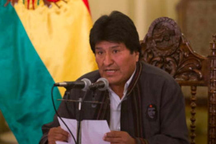 """Fiscalía de Bolivia acusa de """"terrorismo"""" a Evo Morales y ordena su detención preventiva"""