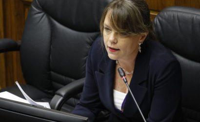 """Senadora Ena von Baer (UDI) por conflicto en La Araucanía: """"Es una situación súper grave; el Gobierno está al debe"""""""