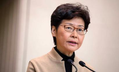 Un paso más: EE. UU. sanciona a la líder administrativa de Hong Kong