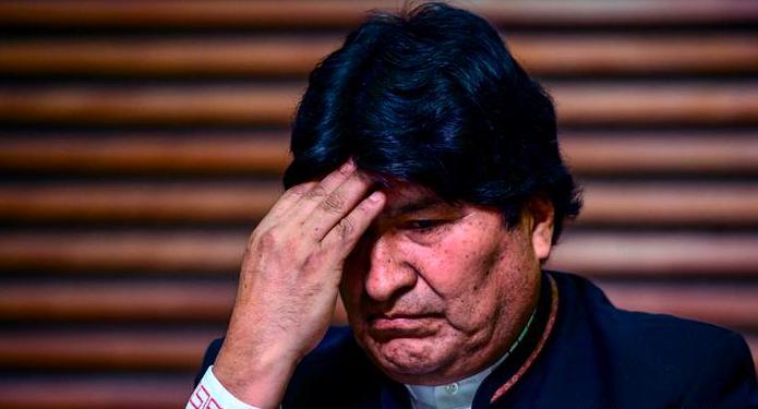 Fiscalía admite denuncia contra Evo Morales por genocidio, terrorismo y atentado a la salud pública