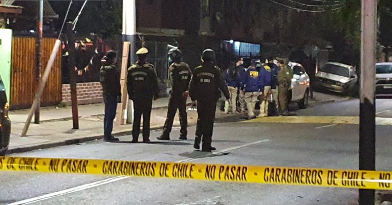 Descartan legítima defensa en doble homicidio en Puente Alto: Imputados adulteraron escena del crimen