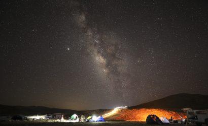 Las espectaculares fotos de la lluvia de meteoros Perseidas