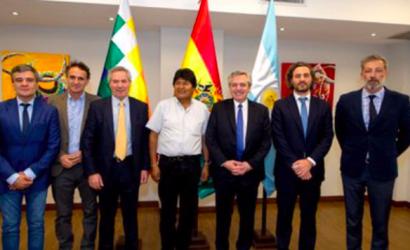 Abogados bolivianos pidieron al Gobierno de Jeanine Áñez romper relaciones diplomáticas con Argentina por dar refugio a Evo Morales
