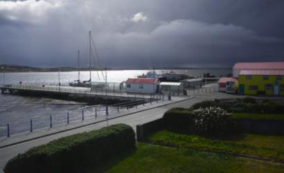 Administración británica de Islas Malvinas realiza donación de 5.000 libras esterlinas a ONG chilena