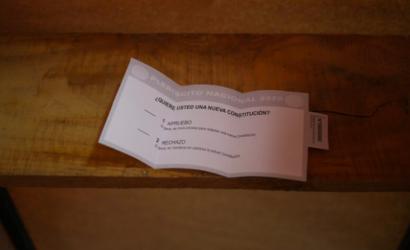 Cámara rechazó idea de legislar votación no presencial para personas con covid-19 en el Plebiscito