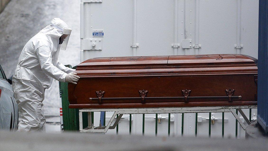 DEIS: 16.688 muertos por Covid en Chile, entre confirmados y probables
