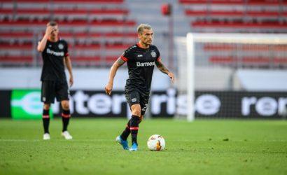Charles Aránguiz fue nombrado como nuevo capitán de Bayer Leverkusen