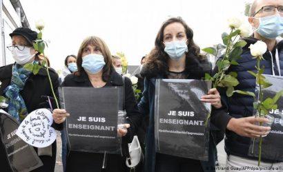 Arrestan a dos personas más en caso de profesor decapitado en Francia