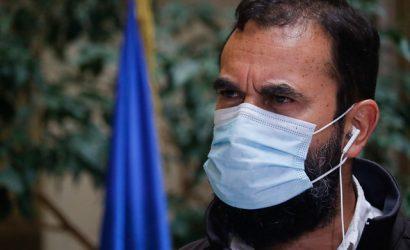"""Ministerio de Defensa rechaza """"graves y ofensivas"""" expresiones de Hugo Gutierrez contra la Armada"""