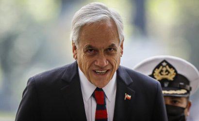 Cadem: Desaprobación del Presidente Piñera llegó a un 78 por ciento