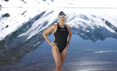 La revancha de la sirena: dejó en olvido trabas para entrenar e hizo historia en isla de EEUU