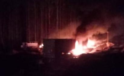 Detienen a presunto autor de atentado incendiario de 6 camiones ocurrido en julio en Mulchén