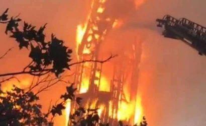 Padre Fortea tras quema de iglesias en Chile: Vienen tiempos de persecución generalizada