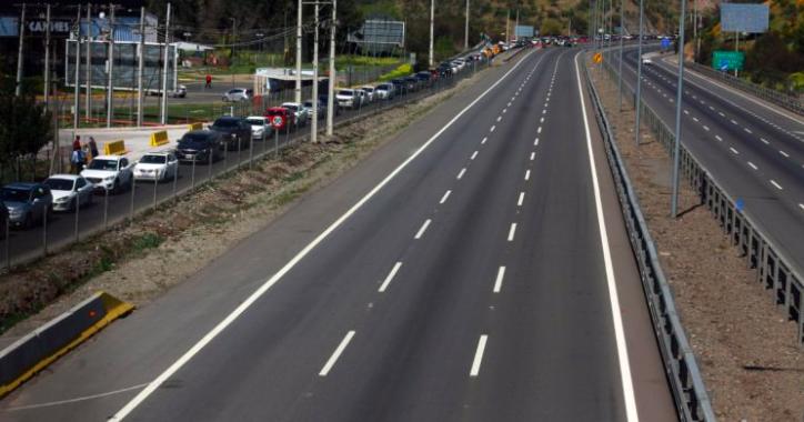 Empresa china corre con ventaja para adjudicarse mejoras en el tramo Talca-Chillán en Ruta 5