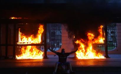 Chile: el plebiscito no trajo paz, validó la violencia