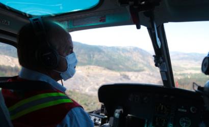 500 hectáreas consumidas: incendio forestal mantiene bajo Alerta Amarilla a Sagrada Familia