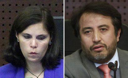 Caso Cascadas: Sobreseen a jueza que magistrado denunció por relación irregular con defensa de Aldo Motta