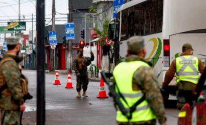 Curicó regresa a cuarentena a partir del miércoles 30 de diciembre