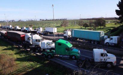 Arremeten nuevamente los camioneros: lanzan dura advertencia al gobierno por falta de seguridad
