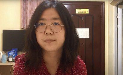 Condenan a cuatro años de cárcel a periodista china que informó sobre el covid-19 en Wuhan