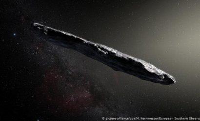Avi Loeb insiste: Oumuamua era una nave extraterrestre