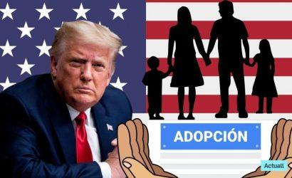 Trump blinda a las agencias de adopción que defienden el matrimonio como es