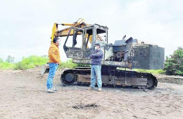 La Araucanía registra tercer día consecutivo de atentados