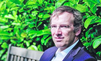 """Manuel Irarrázaval, presidente regional de Bank of America Merril Linch: """"Hay que evitar que los emprendedores terminen yéndose a EEUU y crear una industria que no está en el IPSA"""""""