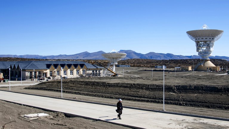 La controvertida base militar china en la Patagonia ya está lista para operar