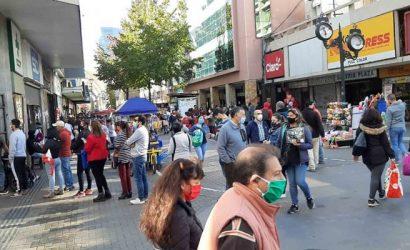 Comercio detallista de Talcahuano abre pese a cuarentena: «No es por rebeldía, es por subsistencia»