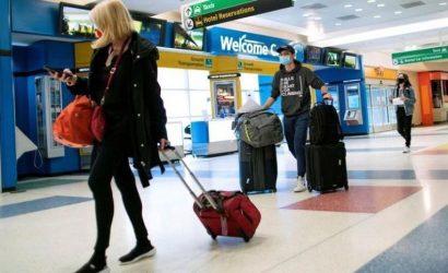 EEUU pedirá una prueba negativa de Covid-19 a todos los que entren al país en avión