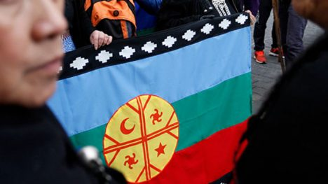 """Tras Lef Trawün, comunidades de Temucuicui y Ercilla anuncian creación de una """"Policía Comunitaria Mapuche"""""""