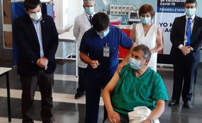 Por distintos motivos, una veintena de funcionarios de la salud decidió no vacunarse en el Maule