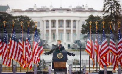 Trump no asistirá a la investidura de Biden