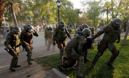 CDE rechaza demanda de víctimas de trauma ocular y defiende rol de Carabineros en manifestaciones