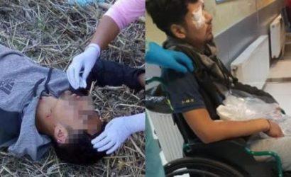 Seis comuneros detenidos y una persona con daño ocular dejan enfrentamientos en Nueva Imperial