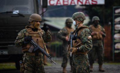 Fuerzas de élite del Ejército dan capacitación a Carabineros y la PDI en La Araucanía