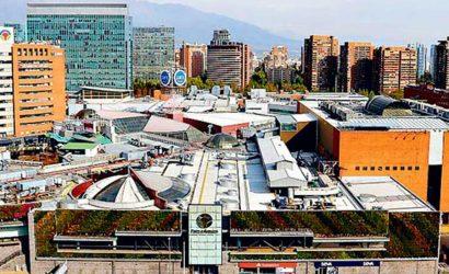 Parque Arauco reporta pérdidas y caída de ingresos en un primer trimestre complejo para los centros comerciales