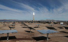 Chile inauguró la primera planta termosolar de América Latina para abastecer de energía limpia a más de 380.000 hogares