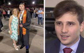 En cinco años, joven inmigrante aprende inglés, termina una maestría y consigue trabajo en NASA