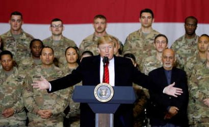 Trump describe la crisis de Afganistán como «una de las mayores derrotas en la historia de EE.UU.» y le propone a Biden «renunciar en desgracia»