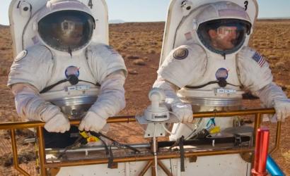 ¡HOUSTON, TENEMOS VACANTES! LA NASA ESTÁ RECLUTANDO VOLUNTARIOS PARA UNA MISIÓN SIMULACRO A MARTE