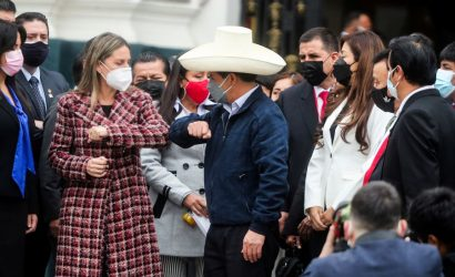 Perú: las divisiones que ya asoman en el partido de Castillo