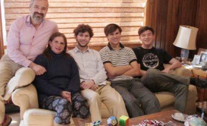 Hermanos de Concón entraron a la universidad con solamente 15 años de edad
